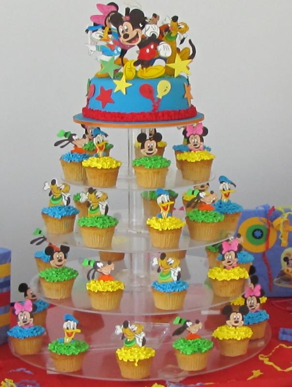 Decoraciones De Salones De Mickey Bebe