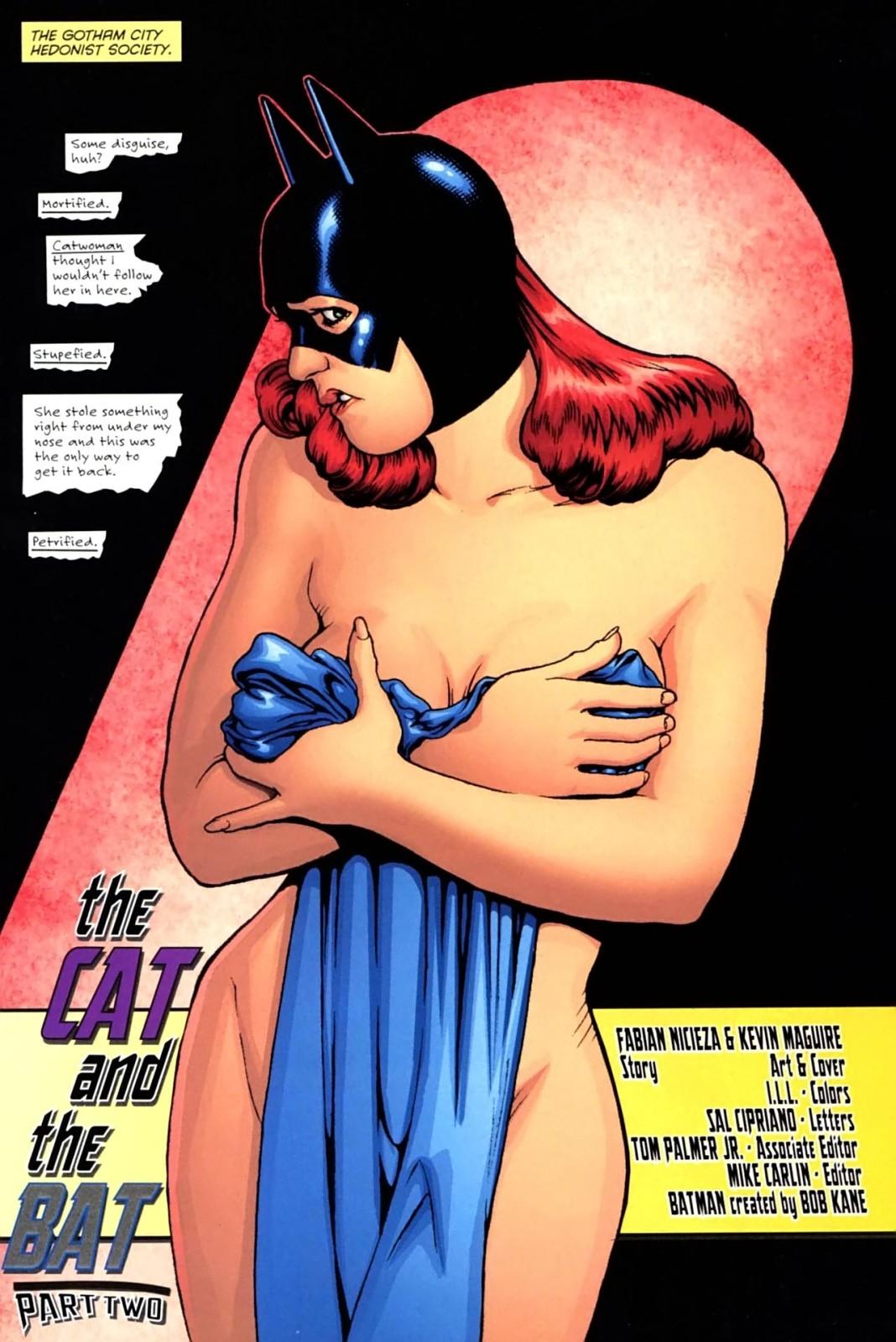 Hot nude batgirl naked galleries