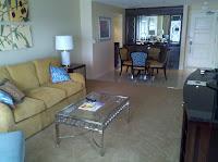 Waldorf Astoria Orlando Suite