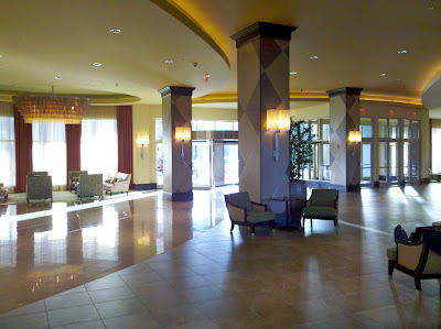 Hilton Bonnet Creek Orlando Lobby