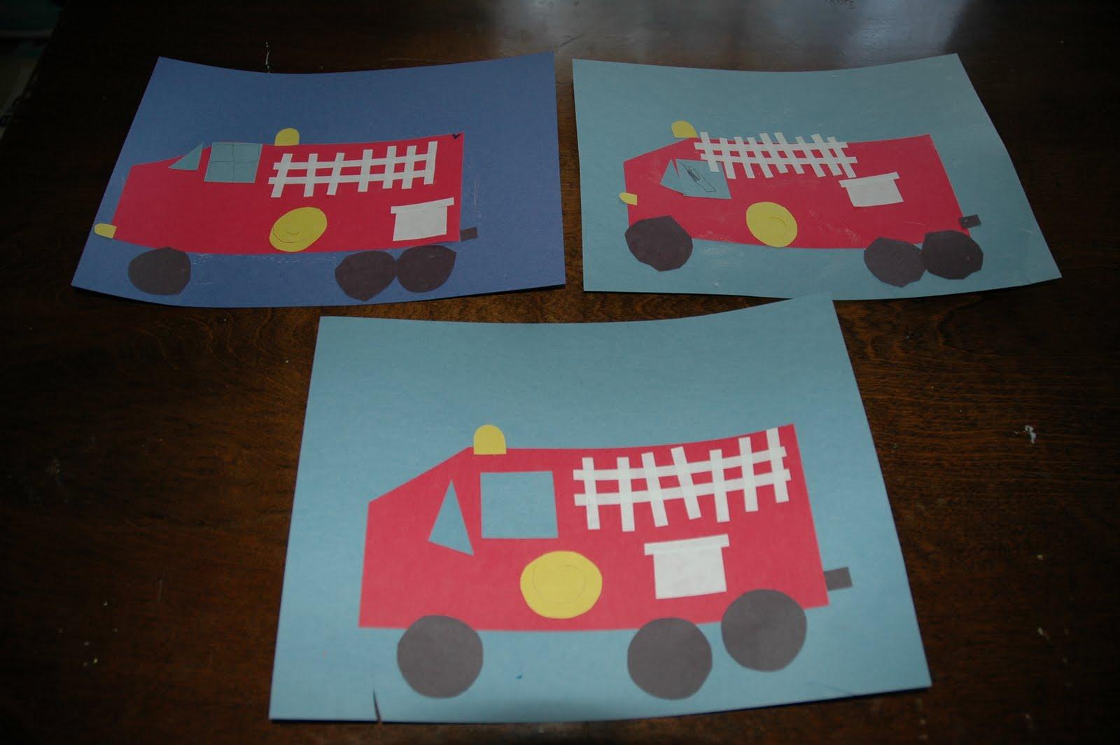 arts and crafts community helpers preschool pictures to pin on
