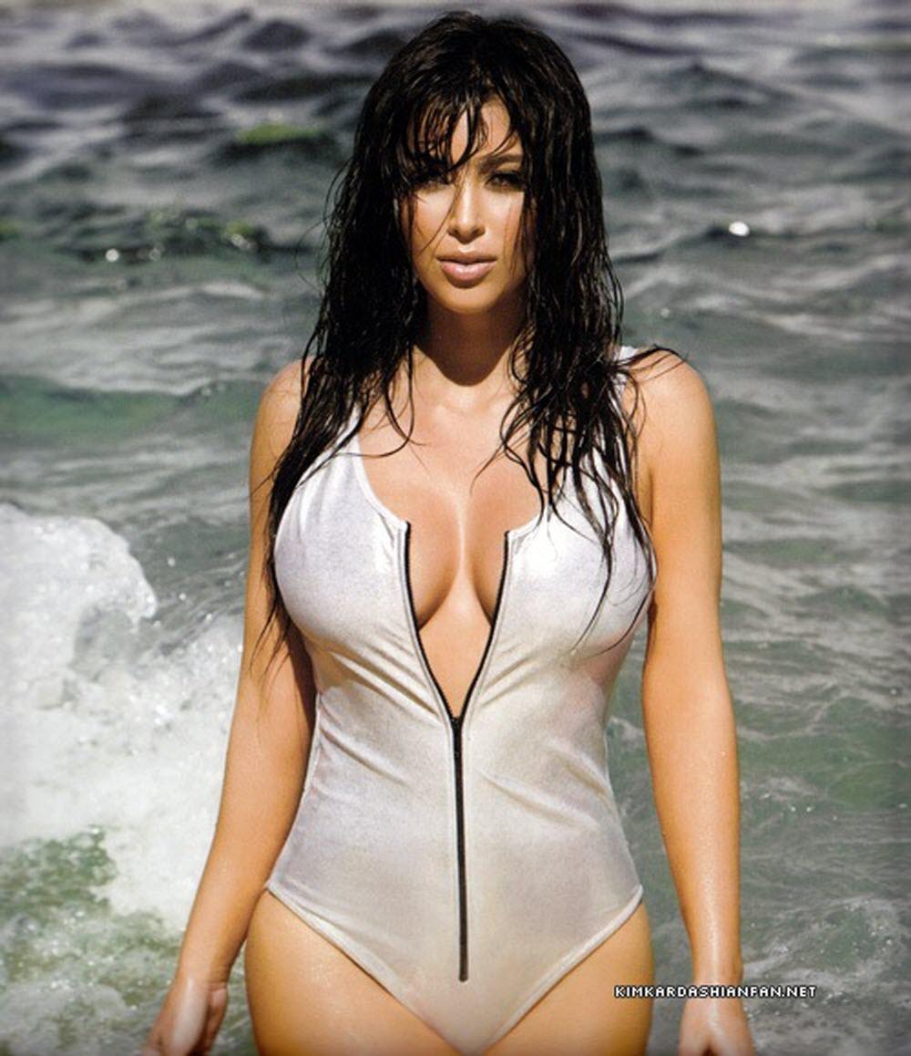 Sexy Kim Kardashian