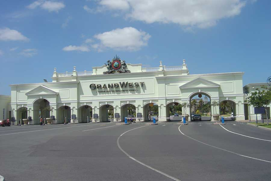 grand west casino and hotel