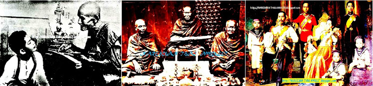 Somdej Pra Bhuddhachara Toh Prohmarangsri 圣僧 阿占多
