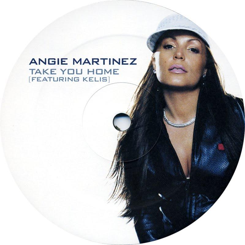 angie martinez son. Angie Martinez Feat.