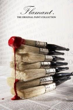 Pintura flamant papeles pintados flamant pintura flamant - Tapiceria granollers ...