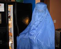 fit Muslim woman