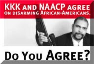 KKK and NAACP agree