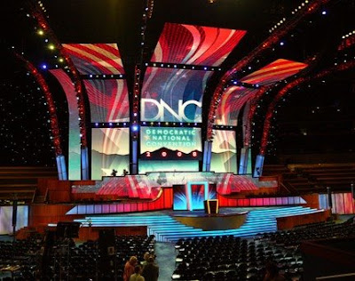 DNC main stage