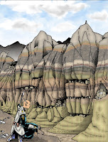 Mars Cliffs