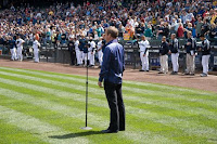 Singing the Anthem