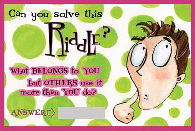 Riddles For Kids That Are Logical And Confusing