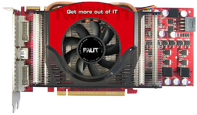 Palit Radeon HD 4850 1GB Sonic video card