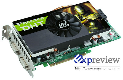 Inno3D GeForce 9800 GTX+ Freezer DHT video card