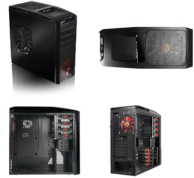 Thermaltake V9 Black Edition mid-tower case