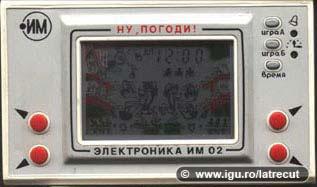 joc rusesc electronic premergator Tetris