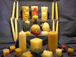 Dolorosa Beeswax Candles