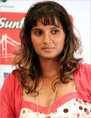 hot wallpapers sania mirza. hot Sania Mirza Wallpapers And