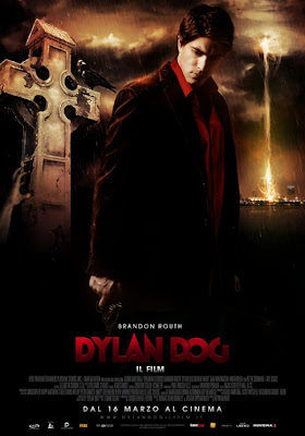 Dylan Dog new Italian poster