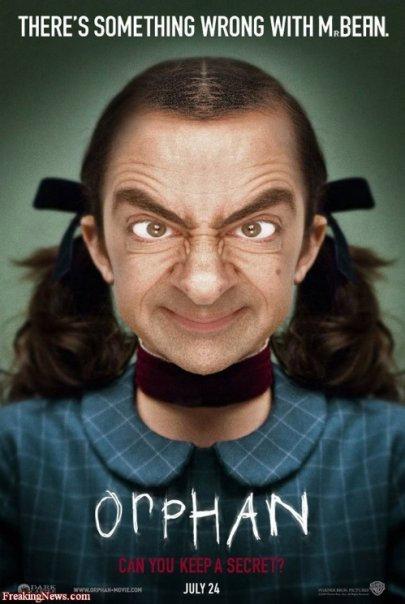 If Mr Bean was Bin Laden. If Mr. Bean was Bin Laden