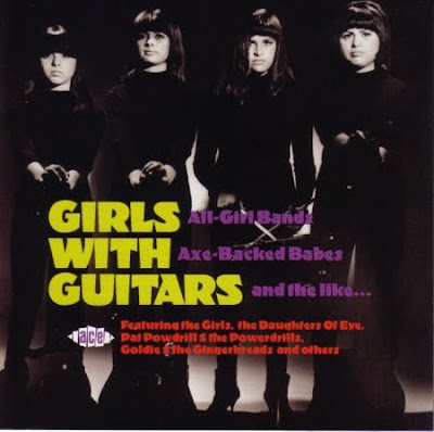 V.A.:: Girls With Guitars.(2004)