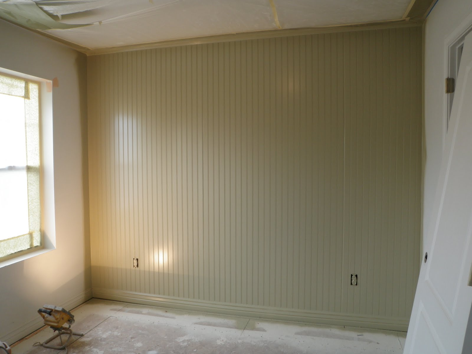 Bead Board Walls