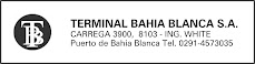 TERMINAL BAHIA BLANCA