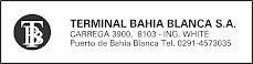 TERMINAL BAHIA BLANCA