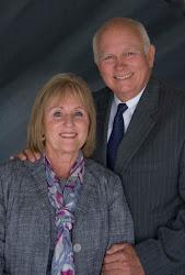Elder Craig Poulsen and Sister Karen Poulsen