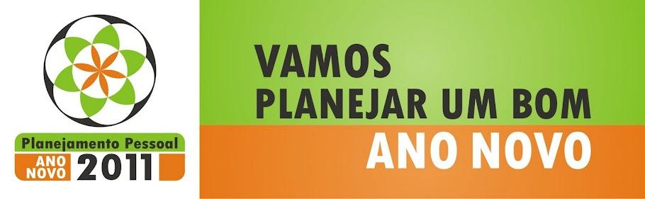 Planejamento Pessoal 2011