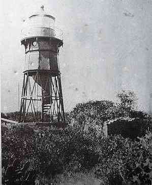 Mobile Point Lighthouse