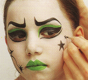 Maquillage Sorci Re Halloween Fille