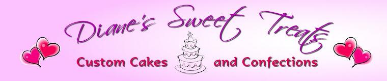 Diane Burke ~ Diane's Sweet Treats