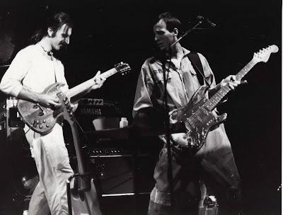 FZ & Adrian Belew, 1977