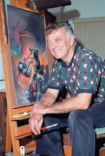 Frank Frazette in 1994