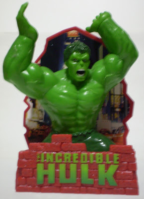 Incredible Hulk toothbrush holder