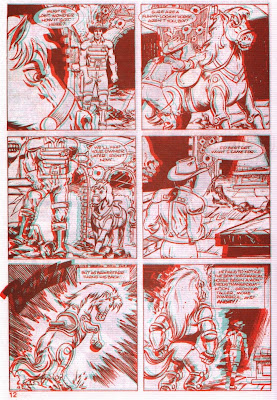 page 12 of BraveStarr in 3-D #2