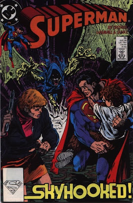 cover of Superman #34 from DC Comics