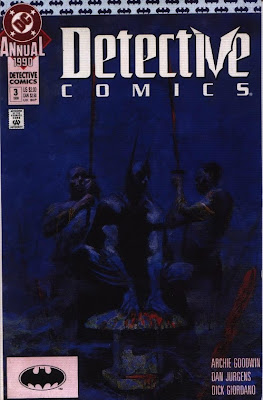 cover of Detective Comics Annual #3