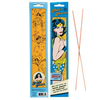 Wonder Woman spice incense