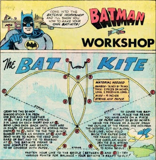 Bat-Kite from Batman #261 from DC Comics