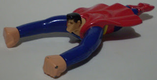Balancing Superman from Burger King in 1997