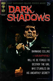 Dark Shadows #1 comic by Gold Key