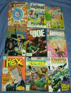 3 Pack Comics #1