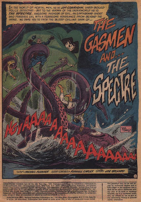 The Gasmen and the Spectre from Adventure Comics #436