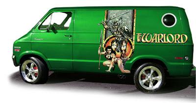 The Warlord van