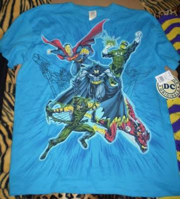 DC Comics shirt