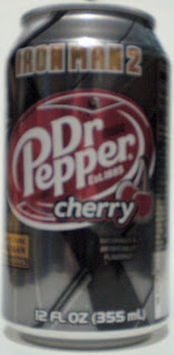Iron Man 2 Dr Pepper Cherry #8: Tony Stark Iron Man #3