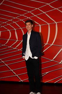 Andrew Garfield is new Spider-Man