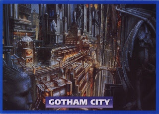 Gotham City from Batman Forever game